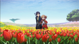 It's Moe Time with Kirito and Silica