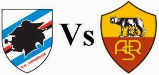 Prediksi Sampdoria Vs AS Roma 26 Oktober 2014