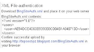 Bing+Webmaster+Tool+Step4