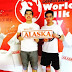 Photos: Runner Rocky, Jonasky Join the Alaska World Milk Day 2015