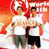 Photos: Runner Rocky, Jonasky Join the Alaska World Milk Day 2015
