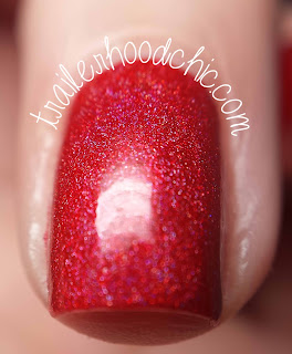darling diva polish red friday review swatches