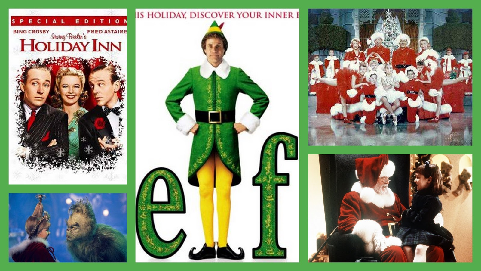 its december and the count down begins top 5 christmas movies ever - Best Christmas Movies Ever