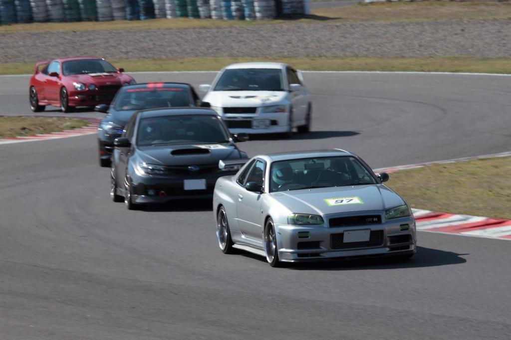 Toyota Celica, Mitsubishi Lancer Evolution, Subaru Impreza, Nissan Skyline GT-R, najlepsze sportowe samochody, sportowa motoryzacja, JDM, japońska, wyścigi, bilder, fotografie, fotky