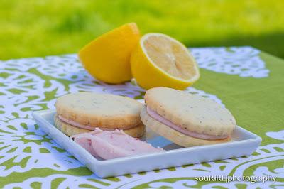 Sweet Treats by Dani: #91) Lemon Poppyseed Sandwich ...