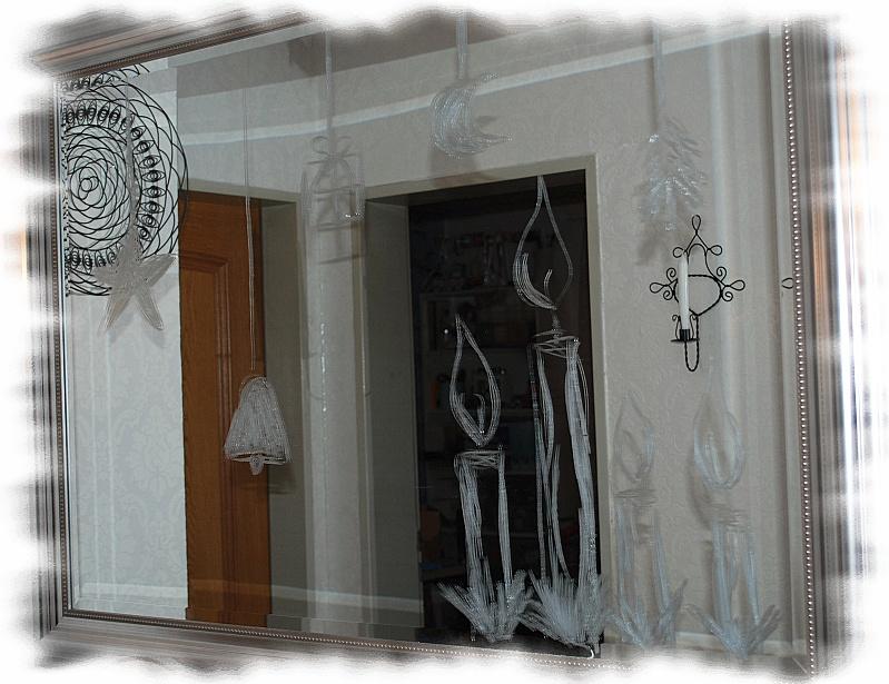 stiny s kreativblog weihnachtsdeko fast fertig und fenstermalerei. Black Bedroom Furniture Sets. Home Design Ideas