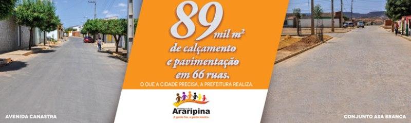 Prefeitura Municipal de Araripina - PE