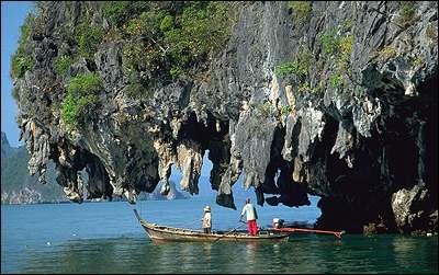 Vịnh Phang Nga - Thái Lan