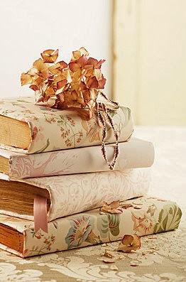 Neo arquitecturaymas detalles vintage con libros ideas - Libros para decorar ...