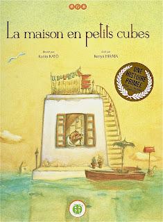 La Maison en Petites Cubes corto español