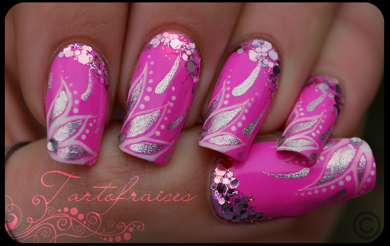 Best nail art of Tartofraises 2011
