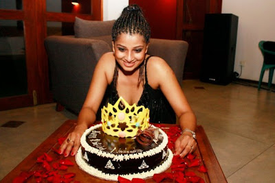 Nadeesha Hemamali's Hot Birthday Party
