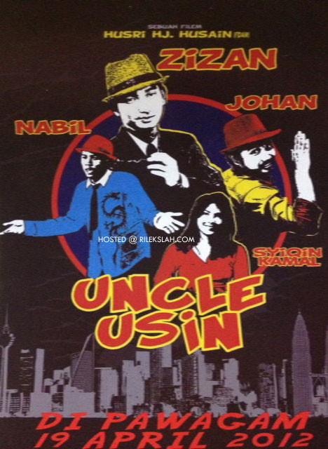 UNCLE USIN (2012)