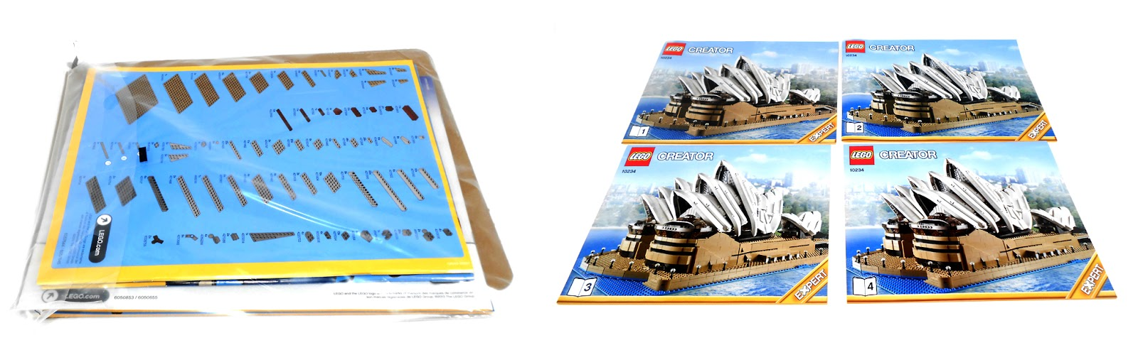 Oz Brick Nation Lego Creator 10234 Sydney Opera House Review