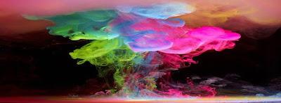 Une belle couverture Facebook jeux de couleur