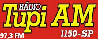 Rádio Tupi FM 97,3 e AM 1.150 de São Paulo/SP