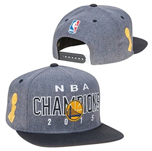 Golden State Warriors 2015 Champions Snapback Hat Is Saucy