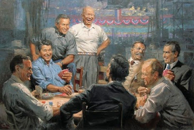 'Grand Ol Gang' by Andy Thomas (2007)