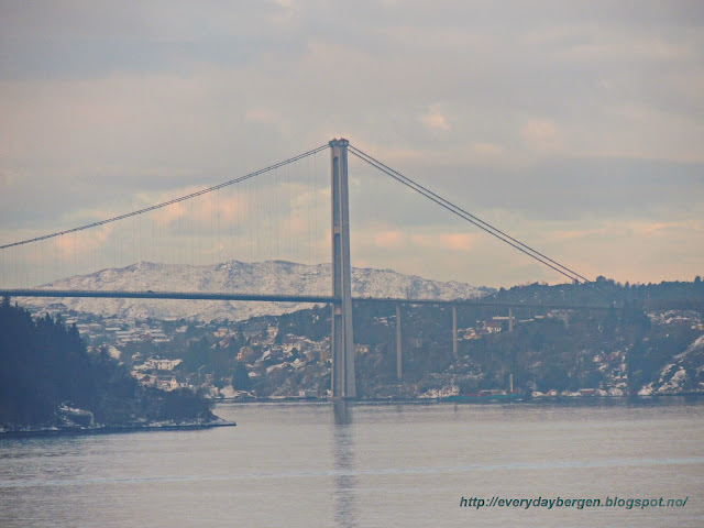 Askoy Bridge Bergen
