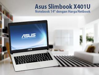 Asus Slimbook X401U