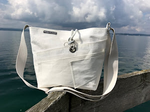 NEU: Kleine Segeltasche