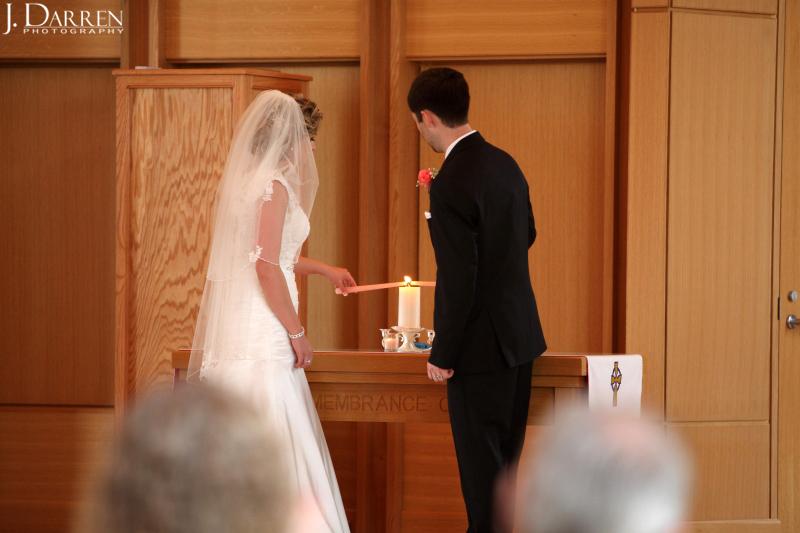 Campbell University North Carolina Wedding