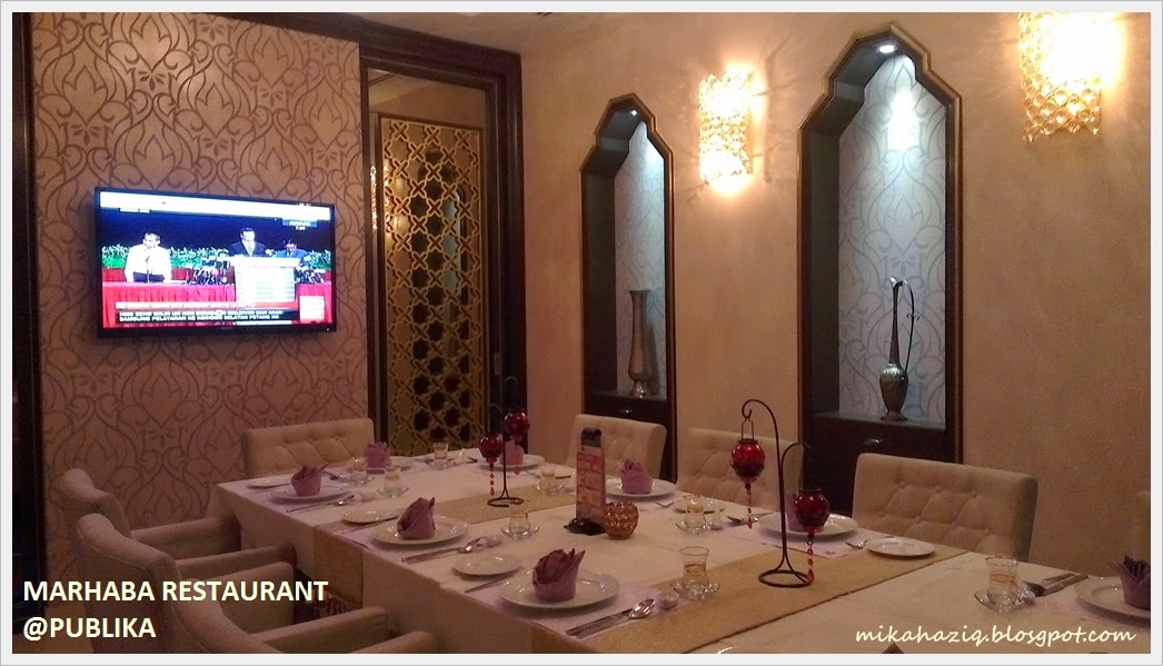 arabic restaurant mont kiara