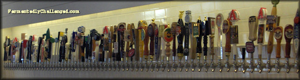 Taps at The Mayor of Old Town