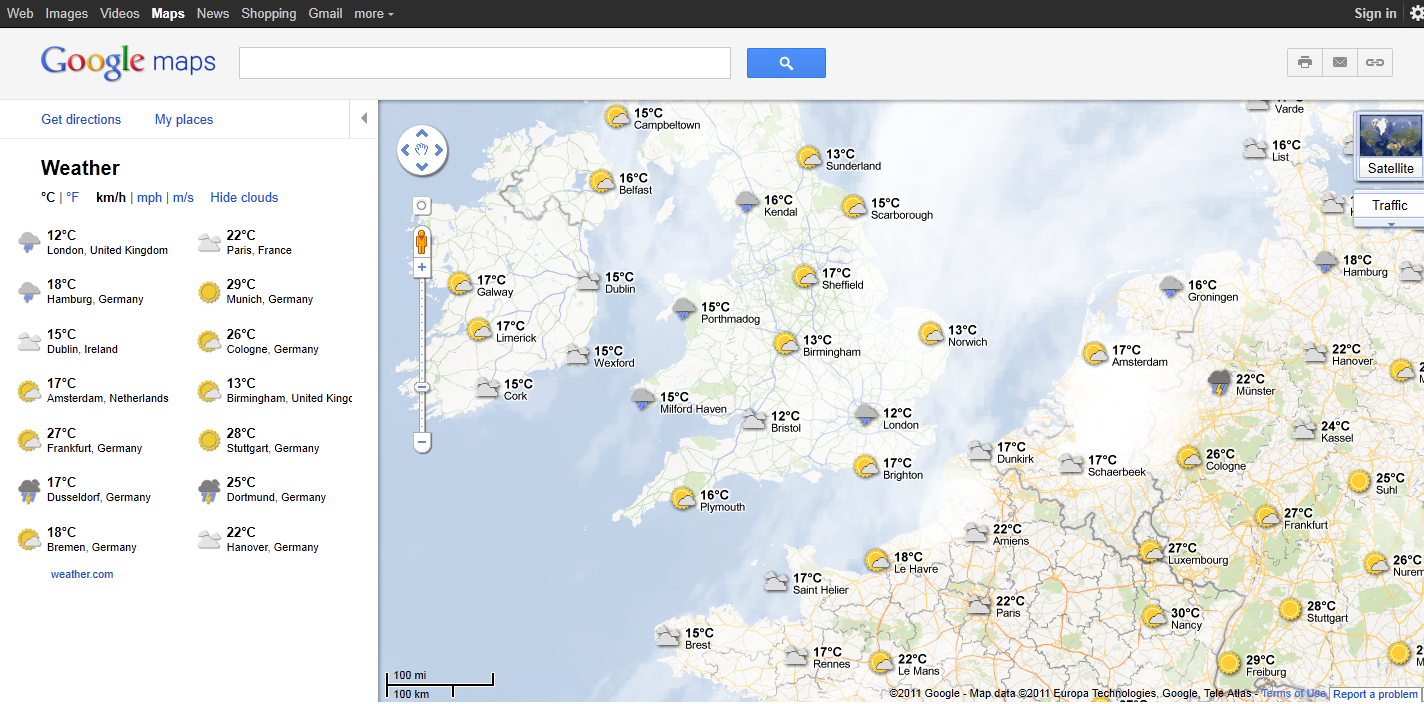 Mapping news by mapperz google maps world weather gumiabroncs Choice Image