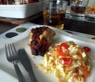 kurczak pieczony pikantny