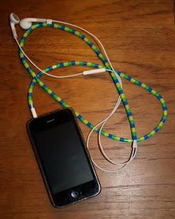 DIY. Høretelefoner med perler