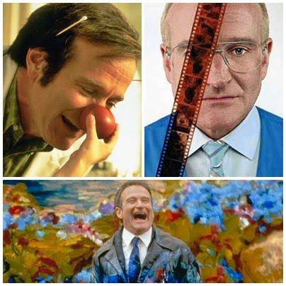 Robin Williams' characters
