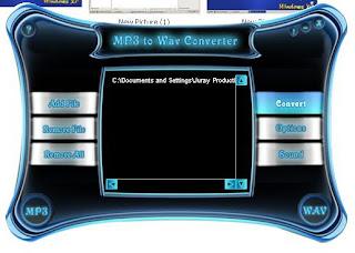 Merubah MP3 Menjadi WAV