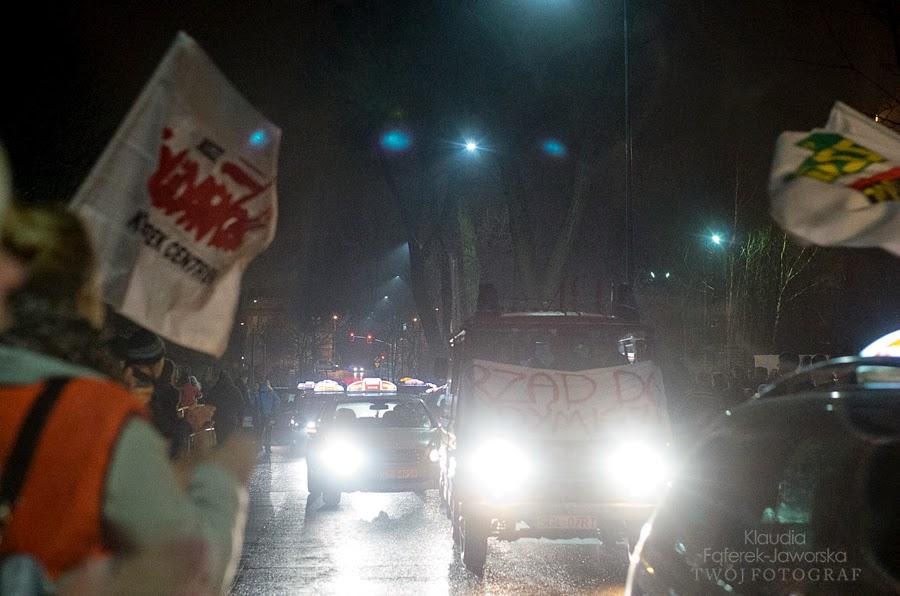 Protest w obronie kopalni Bobrek, Bytom
