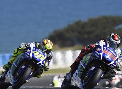 Penasaran Siapa Anak Emas dan Anak Tiri Yamaha di MotoGP 2016?