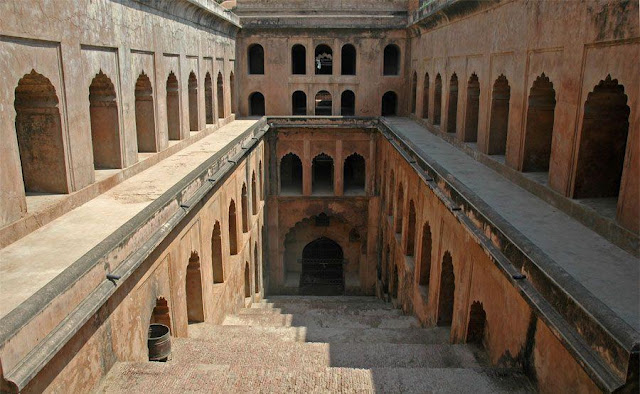 Bara Imambara Baoli lucknow wallpapers