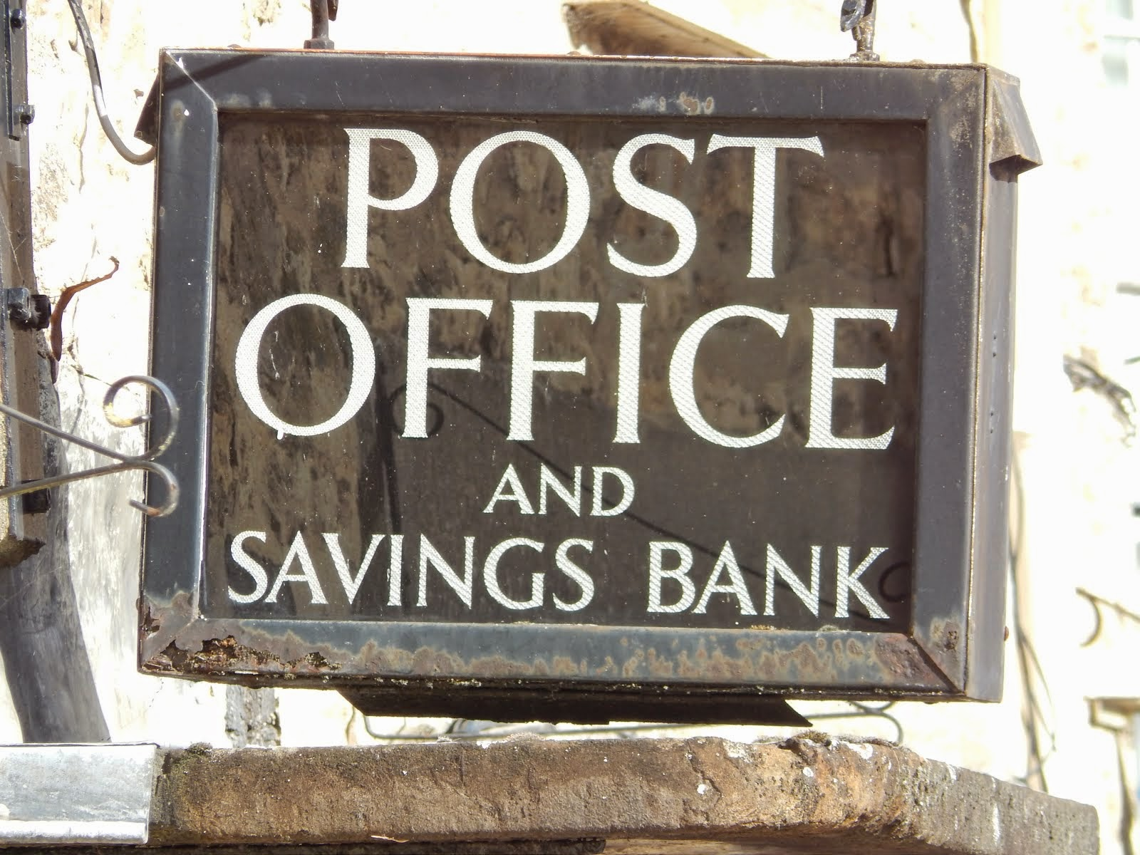 Remember these Post Office Signs?
