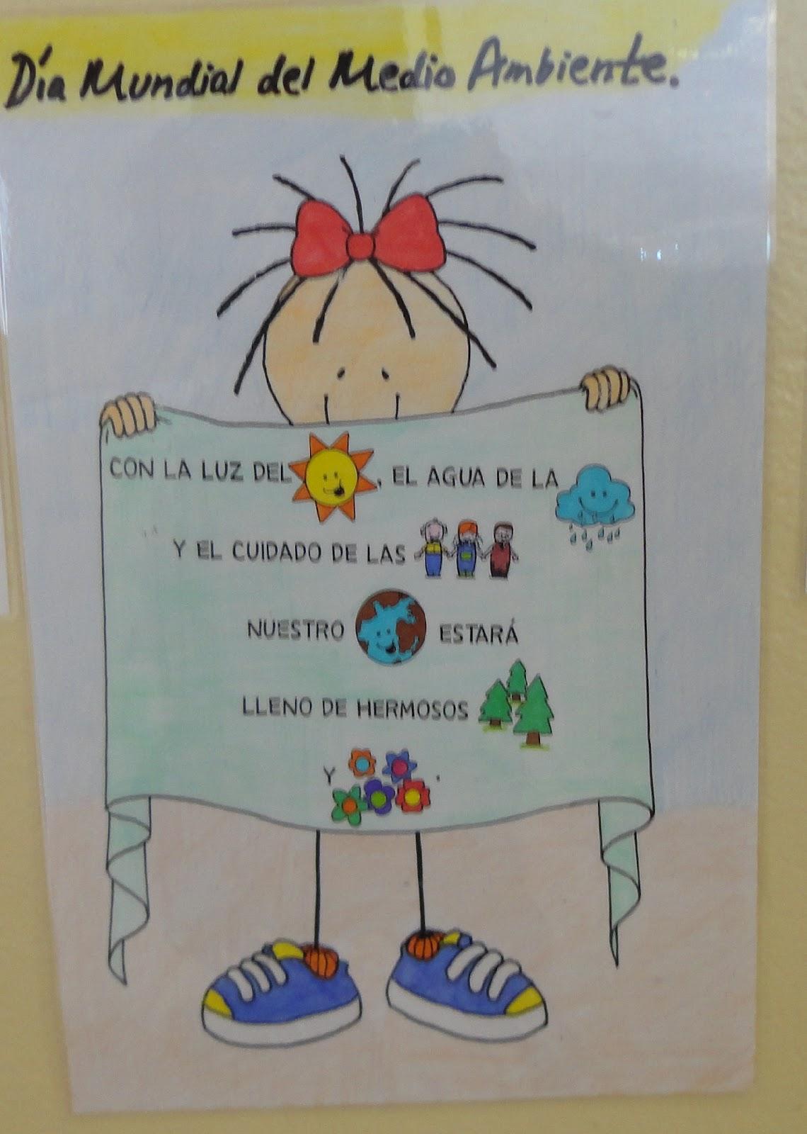 Frases Alusivos Al Medio Ambiente Con Dibujos   MEJOR CONJUNTO DE
