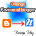 Change Animated favicon to Blogger blog