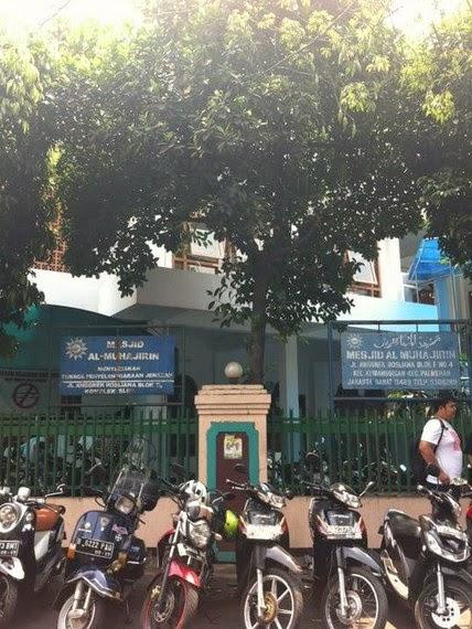 Masjid Al Muhajirin Palmerah