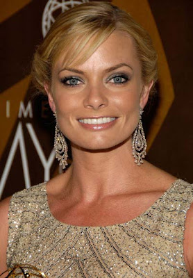 Jaime Pressly Diamond Chandelier Earrings