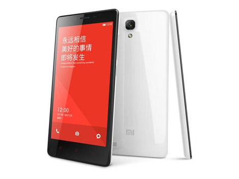 Spesifikasi & Harga Xiaomi Redmi Note 4G