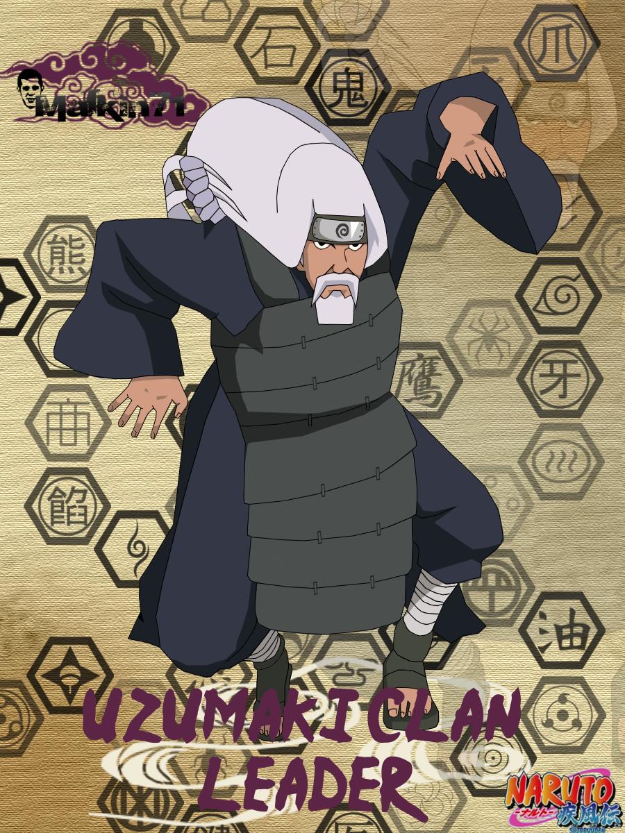 Uzumaki Clan clan member uzu...