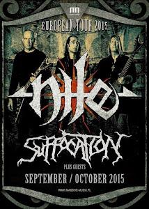EUROPEAN TOUR 2015