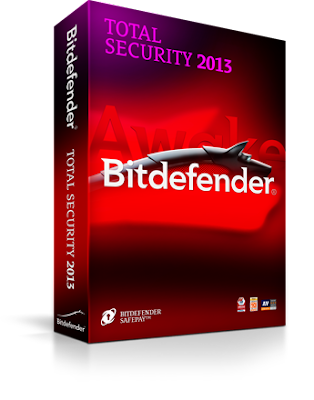 Bitdefender Total Security 2013 License Key Free Download