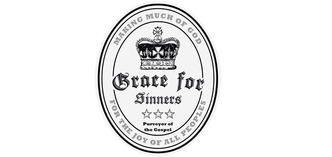 Grace for Sinners