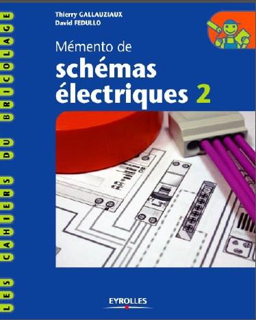Bien connu Livres scientifiques gratuits: Mémento de schémas électriques 2 FW48