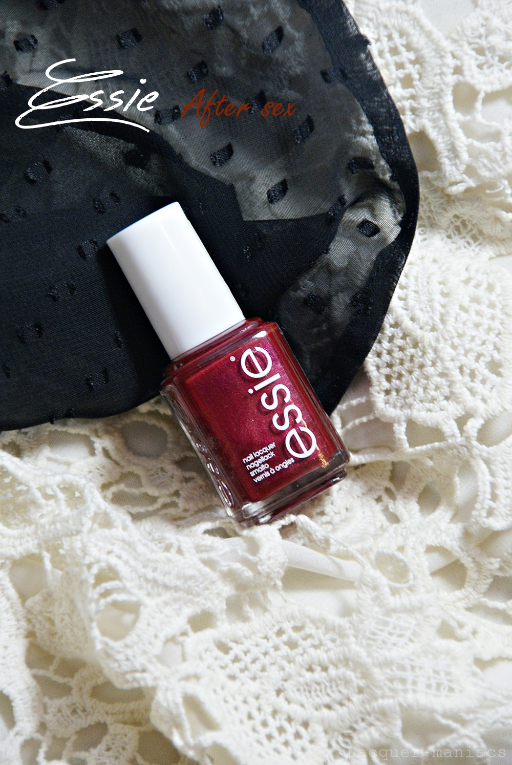 Essie, After sex