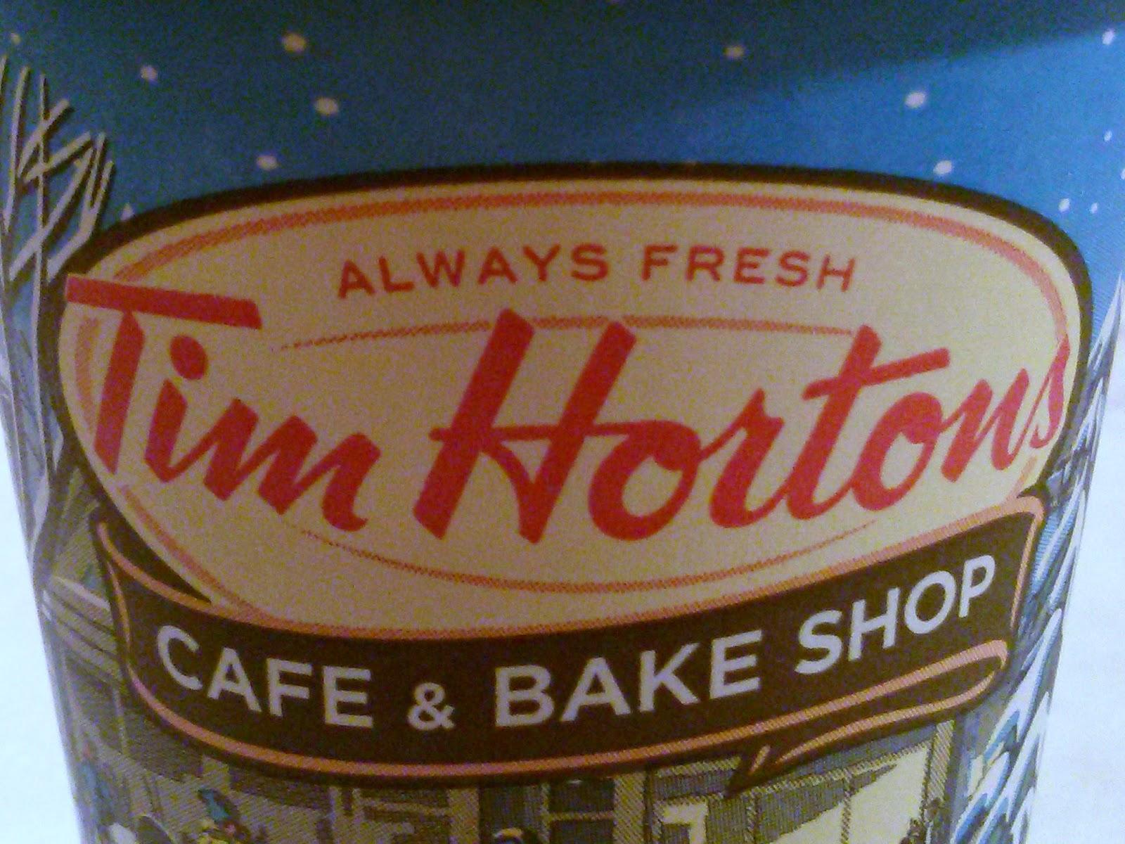 Tim Hortons  l  Thanksgiving in the Mitten  l  Love.Bake.Read