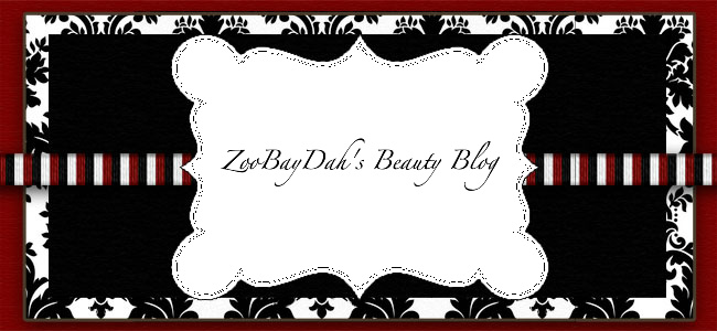 ZooBayDah's Beauty Blog